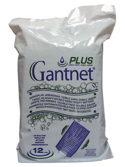 disposable soapy mitten GANTNET PLUS